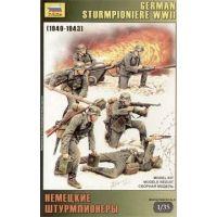 GERMAN STURMPIONIERE WWII