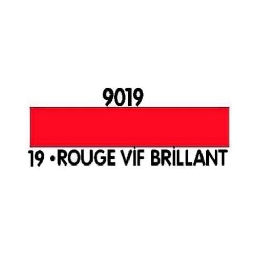 Peinture Acrylique Rouge Vif N°19 (12ml) 09019 Heller