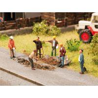 Mini-boite -déco : Le chantier