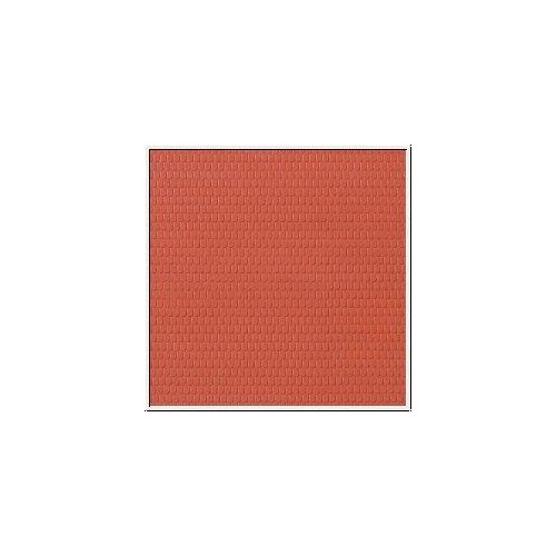 plaque toit en tuiles rondes 52416 auhagen monsieur maquettes. Black Bedroom Furniture Sets. Home Design Ideas