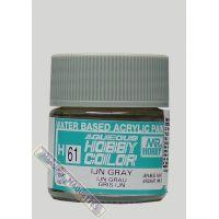 PEINTURE ACRYLIQUE H61 GRIS IJN BRILLANT (10ML)