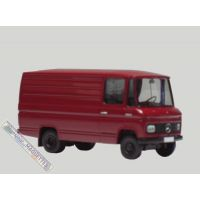 FOURGON MB L406D ROUGE