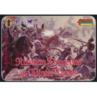 DRAGONS RUSSES (TENUE D HIVER GUERRES NAPOLEON)
