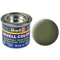 Peinture vert foncé RAF mat N°68