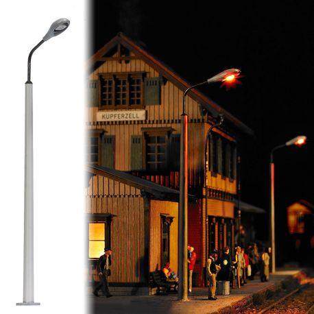 LAMPADAIRE SUR PYLONE BETON (N°2)