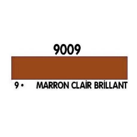 PEINTURE ACRYLIQUE MARRON CLAIR N°9 (12ML)