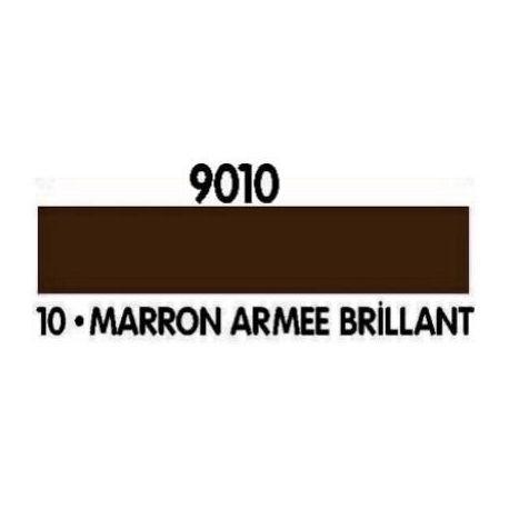 PEINTURE ACRYLIQUE MARRON ARMEE N°10 (12ML)
