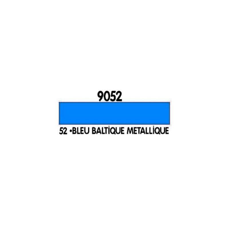 PEINTURE ACRYLIQUE BLEU BALTIQUE N°52 (12ML) HE09052 HELLER