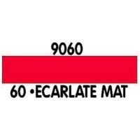 PEINTURE ACRYLIQUE ROUGE ECARLATE N°60 (12ML)