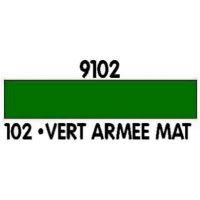 PEINTURE ACRYLIQUE VERT ARMEE N°102 (12ML)