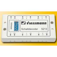 DECODEUR DIGITAL POUR 4 FEUX (SYSTEME MOTOROLA)