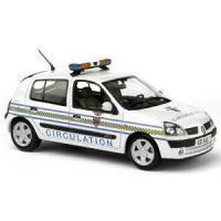 RENAULT CLIO POLICE DE PARIS 2002
