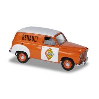 RENAULT COLORALE FOURGON - 1953