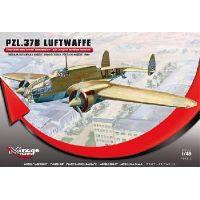 AVION BOMBARDIER PZL 37B LUFTWAFFE