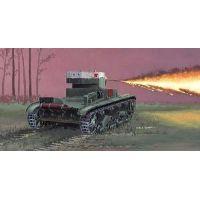 CHAR LANCE-FLAMME RUSSE OT130-1