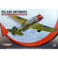 AVION PZL.43 A LUFTWAFFE
