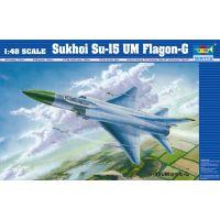 AVION SUKHOI SU-15 UM FLAGON-G