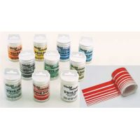 BANDES AUTO-COLLANTES ROSES (8 BANDES TRIMLINE)