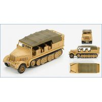 SD. KFZ. 7 GERMAN 8 TON HALF-TRACT