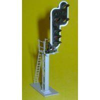 SIGNAL CABLE 6 FEUX CARRE-RAPPEL RALENTISSEMENT (HO)