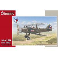 AVION LETOV S-328 FORCE AERIENNE TCHECOSLOVAQUE1939