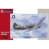 AVION CAC CA-3/5 WIRRAWAY - FIRST BLOOD OVER RABAUL