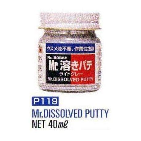 Mastic liquide (40G)