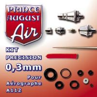Kit précision de 0,3mm pour Aérographe A112