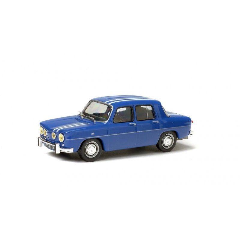 Renault 8 Gordini: Voiture RENAULT R8 Gordini 1969 SO4300100 SOLIDO