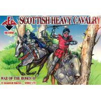 Cavalerie lourde écossaise (guerre des Roses)