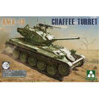 Char léger français AMX-13 avec tourelle de CHAFFEE