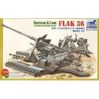 Canon allemand 37 mm FLAK 36