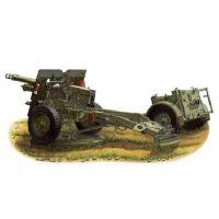 Canon de campagne britannique de 25 pdr