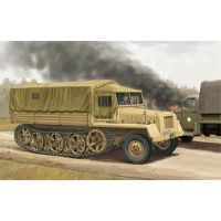 Camion semi-chenillé allemand Schere Wehrmachtschlepper