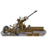 Canon britannique anti-aérien BOFORS 40 mm