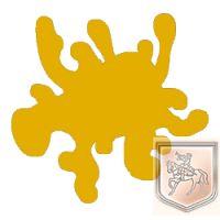 Peinture jaune d'or n°227