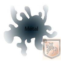 Peinture gunmetal P072