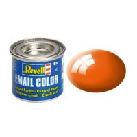 Peinture orange brillant N°30
