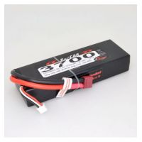 Batterie LI PO 7,4V 3700mAh 40C CAR prise Dean