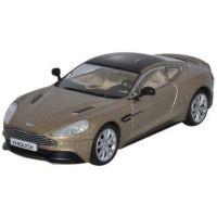 Voiture Aston Martin Vanquish coupé bronze selene