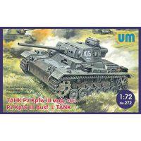 Char Panzer III Pz.Kpfw.III version L