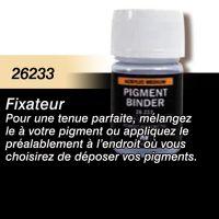 Médium fixateur de pigments (terre à décor)