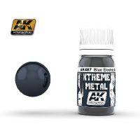 Peinture métal Xtreme bleu métallisé