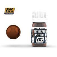 Peinture métal Xtreme cuivre