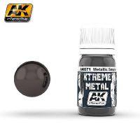 Peinture métal Xtreme fumée métalisée