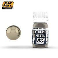 Peinture métal Xtreme laiton clair