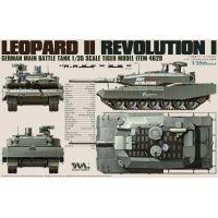 Char LEOPARD II rev. I