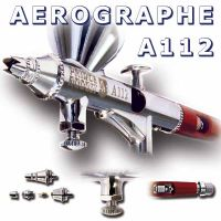 Aérographe double action A112