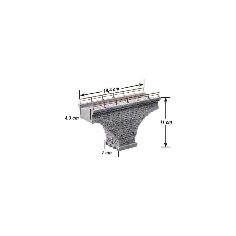 arche pour viaduc en pierre nc58677 noch. Black Bedroom Furniture Sets. Home Design Ideas