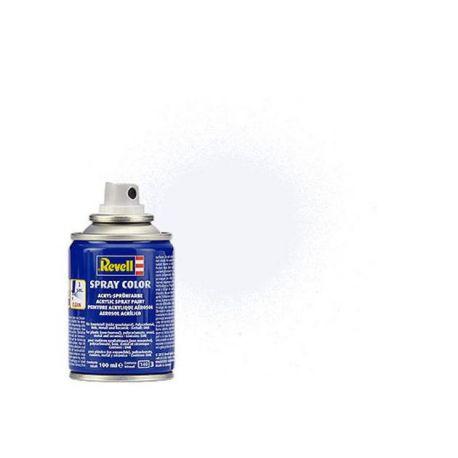 Peinture aérosol blanc mat n°05 (100ml)